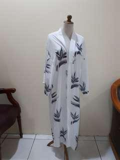 Zalia Long Outer White