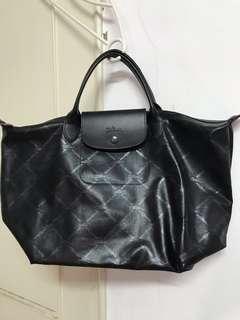 🚚 Longchamp 法國限定款 黑色 M 尺寸