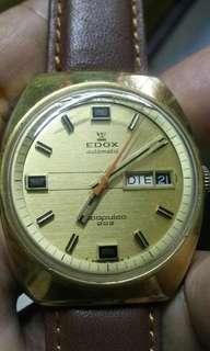 Edox automatic