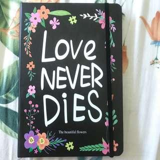 Notebook Hardcover