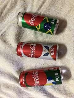 Coke tin special edition