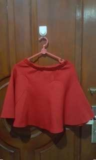 Red scuba