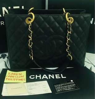 Chanel GST GHW Complete