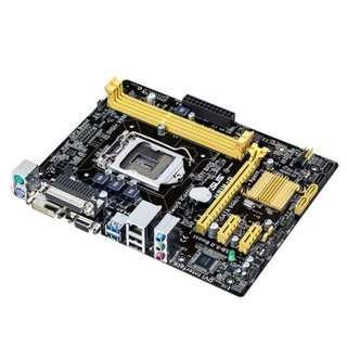 ASUS MB H81M-D (LGA 1150) DDR3