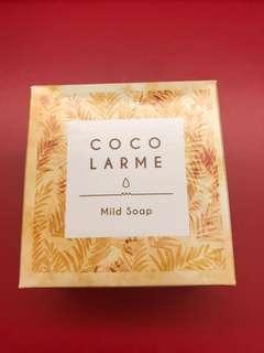 VCO 冷榨椰油精粹嫩白洗顏皂