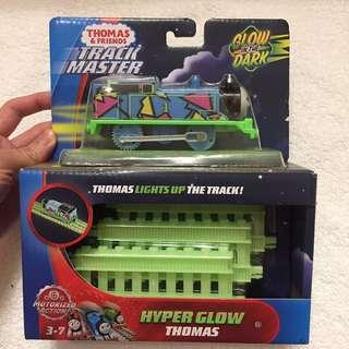 Thomas & Friends Hyper Glow In The Dark Thomas Train