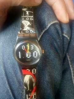 Swatch mini limited edition