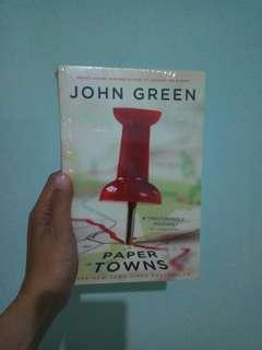 Paper Towns import