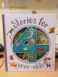 Stories for 4 years old