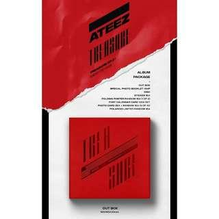 [PRE-ORDER] ATEEZ- TREASURE: ZERO TO ONE
