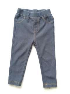 Poney Baby Girl Jegging 6-12 months