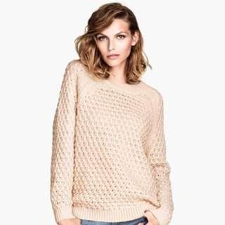 H&M Textured Knit Top #new99