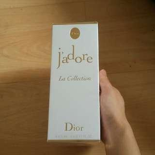 Dior J'adore 4x5ml La collection