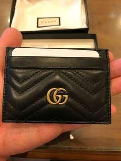 Gucci GG marmont card