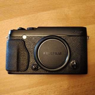 Fujifilm FinePix X Series X-E2 16.3MP Digital Camera - Black (Body Only)