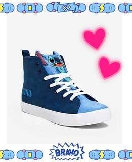 代購 全新正版史迪仔 中筒鞋