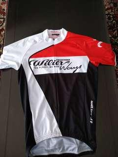 Wilier triestina the places we ride jersey and bib Men's Large size Price Firm!