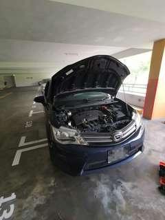 Decarbon for better throttle response