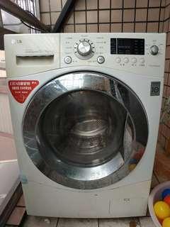 LG DirectDrive 10公斤 洗衣烘衣機