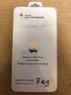 玻璃貼 iPhone 4 / iPhone 4s