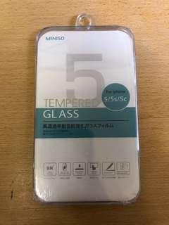 玻璃貼 iPhone 5 / iPhone 5s / iPhone SE / iPhone 5c