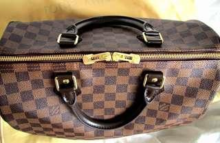 💯%Original LV Bag Speedy Damier Size 35 #RushSALE! 35K to 30K