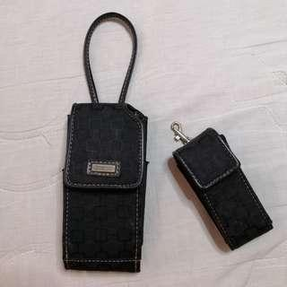 Nine west cellphone and lipstick case
