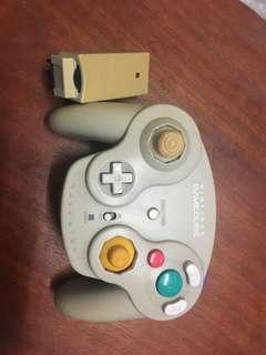 Used Nintendo Gamecube Wavebird Controller