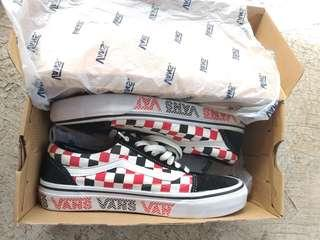 Vans japmar multi checkerboard size 42