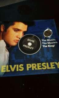 Elvis -Bookazine + CD + Gold Plated Coin