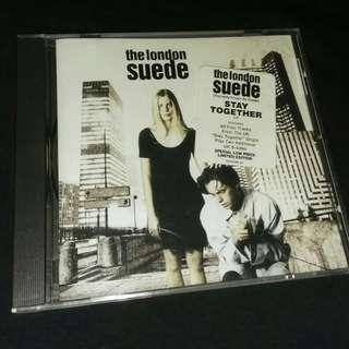 CD EP SUEDE. Stay together. 6 tracks. USA