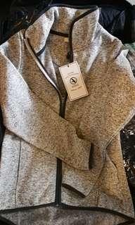 Aigle fleece 外套 上衣