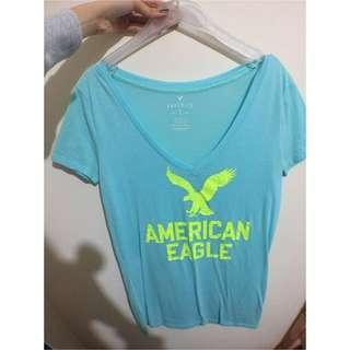 🚚 American Eagle 短T
