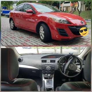 MAZDA 3 💘Impress Bae with an Awesome Ride!👌