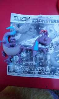 Monsters Inc - Capsule toy - Randall Boggs