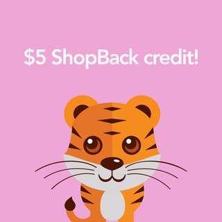 ShopBack $5 Referral Code