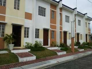 2 Bedroom Gisele Townhouse in Heritage Villas at San Jose, Sapang Palay, Bulacan