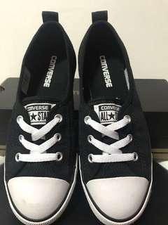 Converse doll shoes