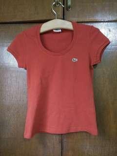 LA coste shirt