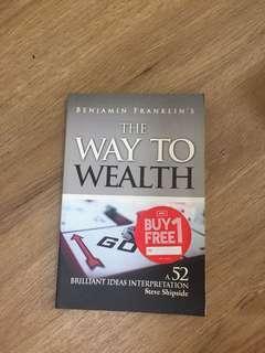 Benjamin Franklin - Self help book