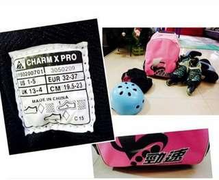 CHARM X PRO 知名品牌直排輪