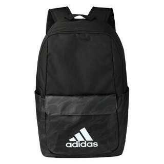 Adidas Black Backpack Bag DM2897