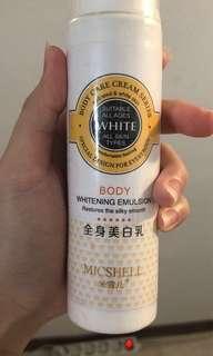 Body Whitening Emulsion