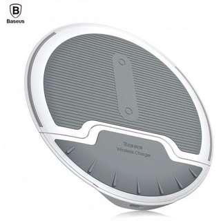 Baseus wireless charger grey/white