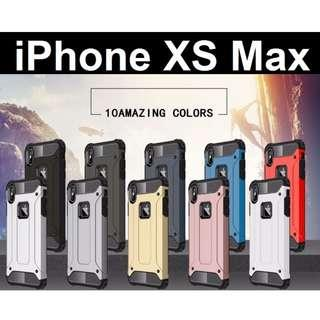 iPhone XS Max / XR / XS / X Tough Armour Phone Case Casing