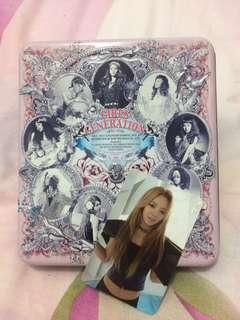 Album snsd girls generation the boys + pc hyoyeon