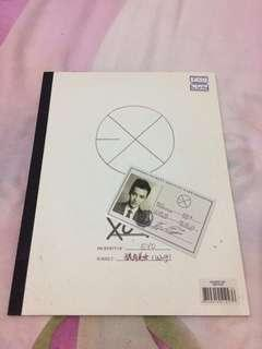 Album exo xoxo chinese ver + pc kris
