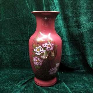 🚚 孔雀花瓶 26.3*9.5CM