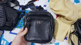BAG MAN CONDOTTI BLACK