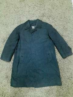 Vintage mens burberry's trench coat